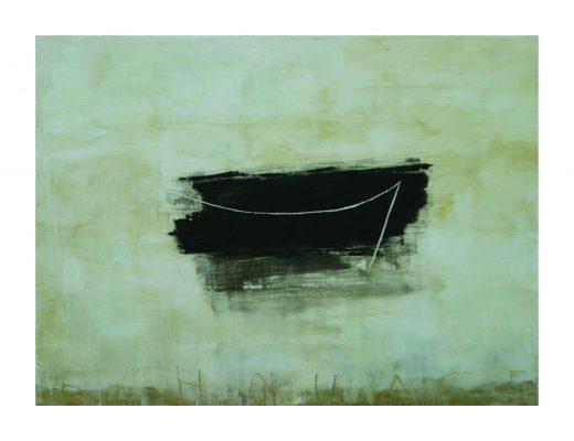 « Echouage du 5.8.19 », 180 cm x 250 cm, 2019