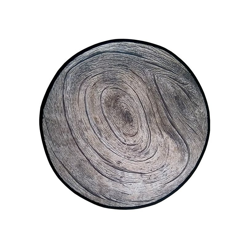 Set De Table Rond Bois