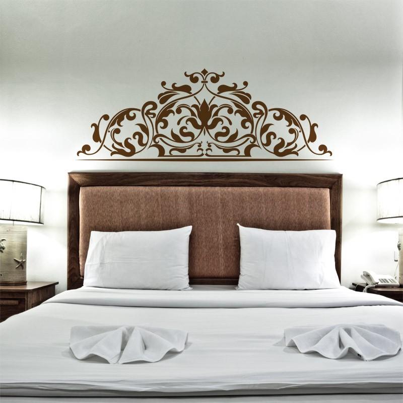 Stickers tte de lit burlesque  Dcoration pour chambre glamour  GALIARTcom
