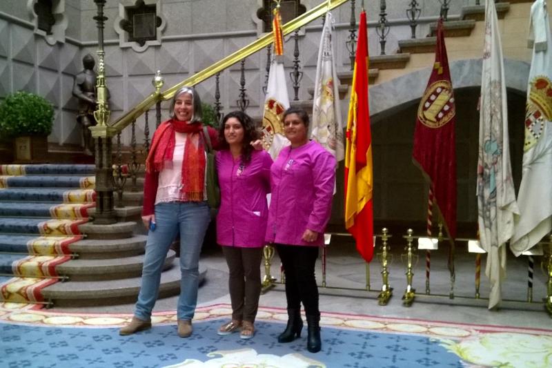 Firmado Convenio entre Mulleres Colleiteiras e a Concellería de Medio Ambiente de A Coruña