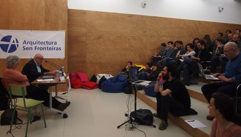 Recopilación dos vídeos do IV Seminario Hábitat a Escala Humana