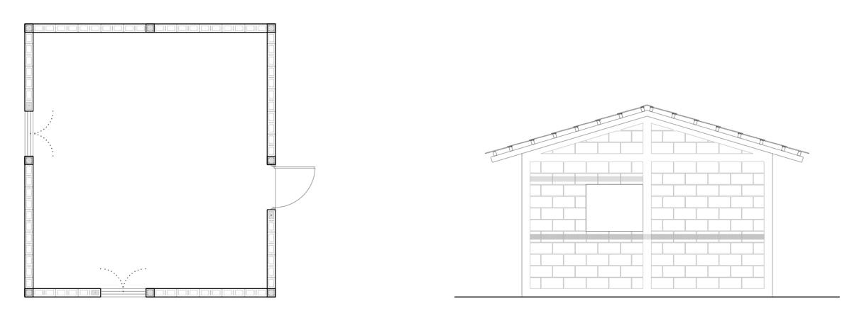 2014 Proxecto B'an Chuinklal Planos