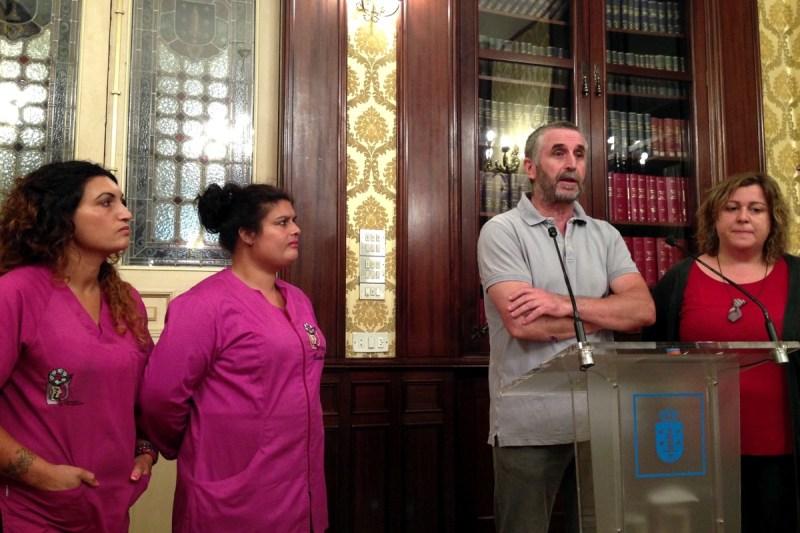 Asinado convenio entre o Proxecto Social Mulleres Colleiteiras e a Concellería de Igualdade da Coruña