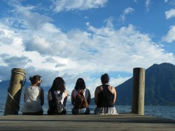 Visita ao lago