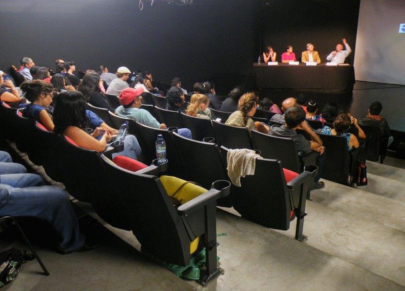 """Proyección del """"Techito"""" en Ciudad de Guatemala"""