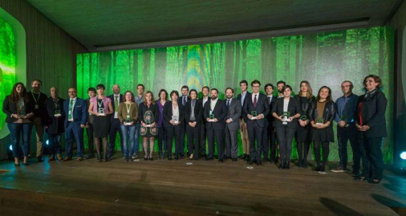 Mulleres Colleiteiras - Premios R Ecoembes