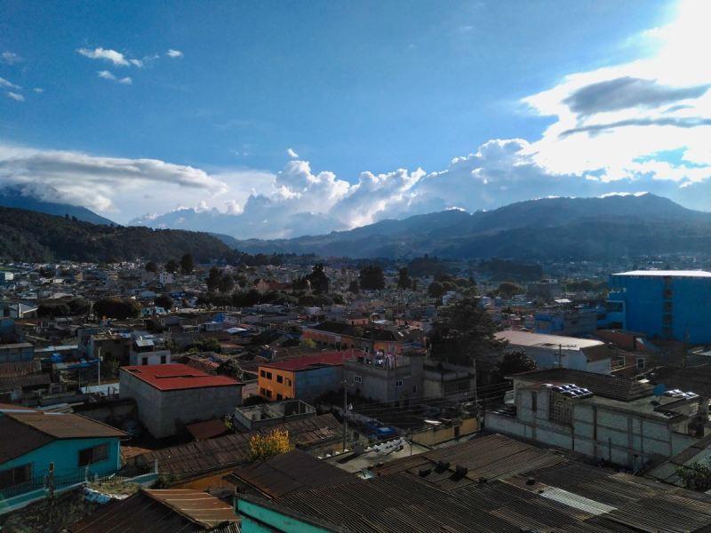 Moi boas dende Guatemala!