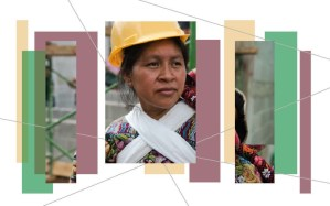 Conversa coa lideresa e activista indíxena guatemalteca Juventina López