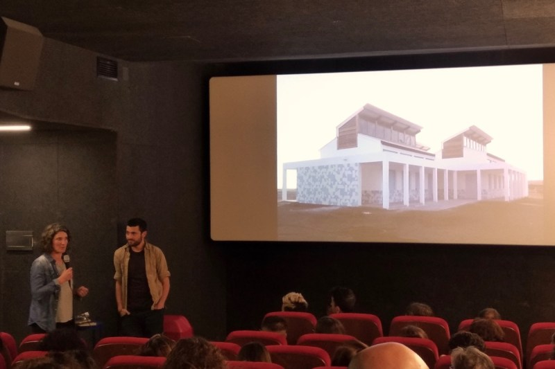 Estrea en Galicia do documental 'A  Escuelita do  Manchón'