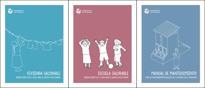 Vivienda Saludable, Escuela Saludable y Guía El Manchón