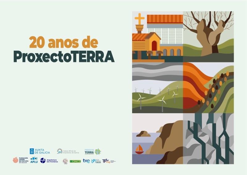 A Exposición 20 anos de ProxectoTERRA – Habitando Ep.36