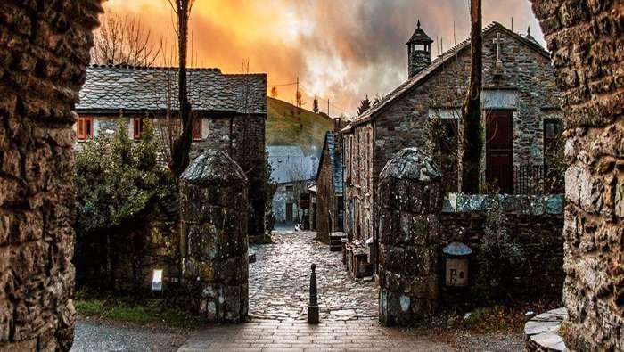 O Cebreiro Lugo Galicia Informacin de turismo en Galiciatravel