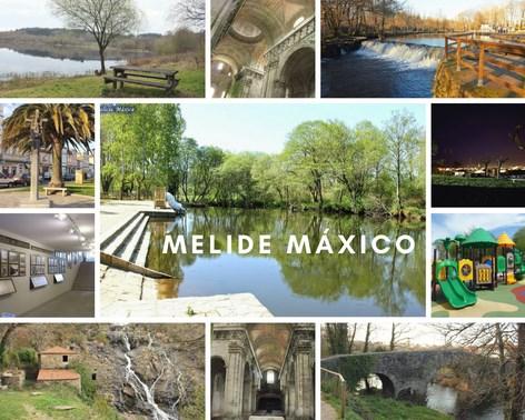 Por tierras Máxicas de Melide