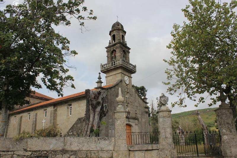 Santuario del Santo Cristo de Xende | GALICIA MAXICA