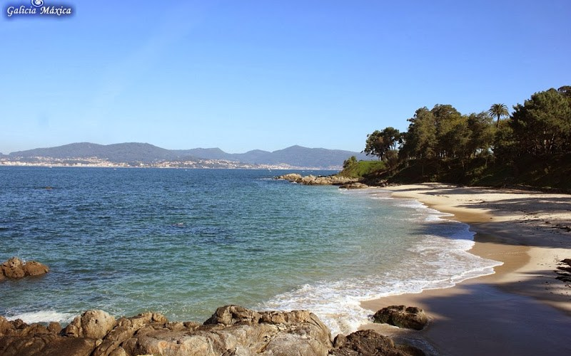 Resultado de imagen de Tombo do Gato playa galicia