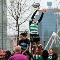 Galería Fotográfica Copa Iberica de Rugby Fem -Crat - Sporting de Portugal ( 10/11/2019 )
