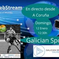 Liga Iberdrola de Rugby : CRAT Residencia RIALTA - C.R. Complutense Cisneros Domingo 12 Enero 12.30h