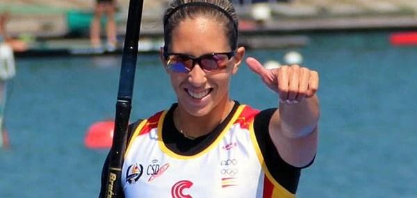 Teresa Portela métese na final do K1 200