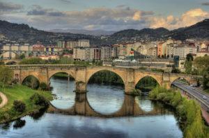 Romeinse brug Ourense