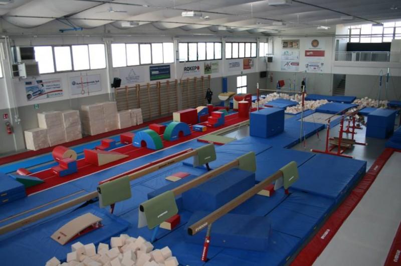 Inaugurata nuova palestra R Luxembourg Gimi Sport Club