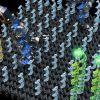 Un robot fatto di DNA che riordina le molecole
