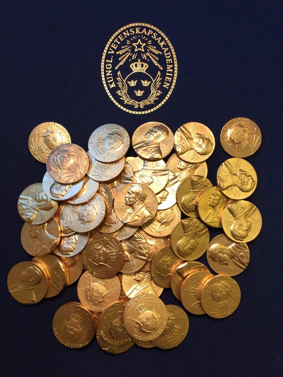 Tutti i premi Nobel del 2017