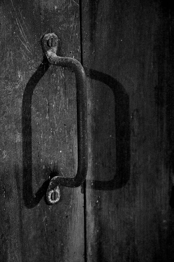 poignée de porte