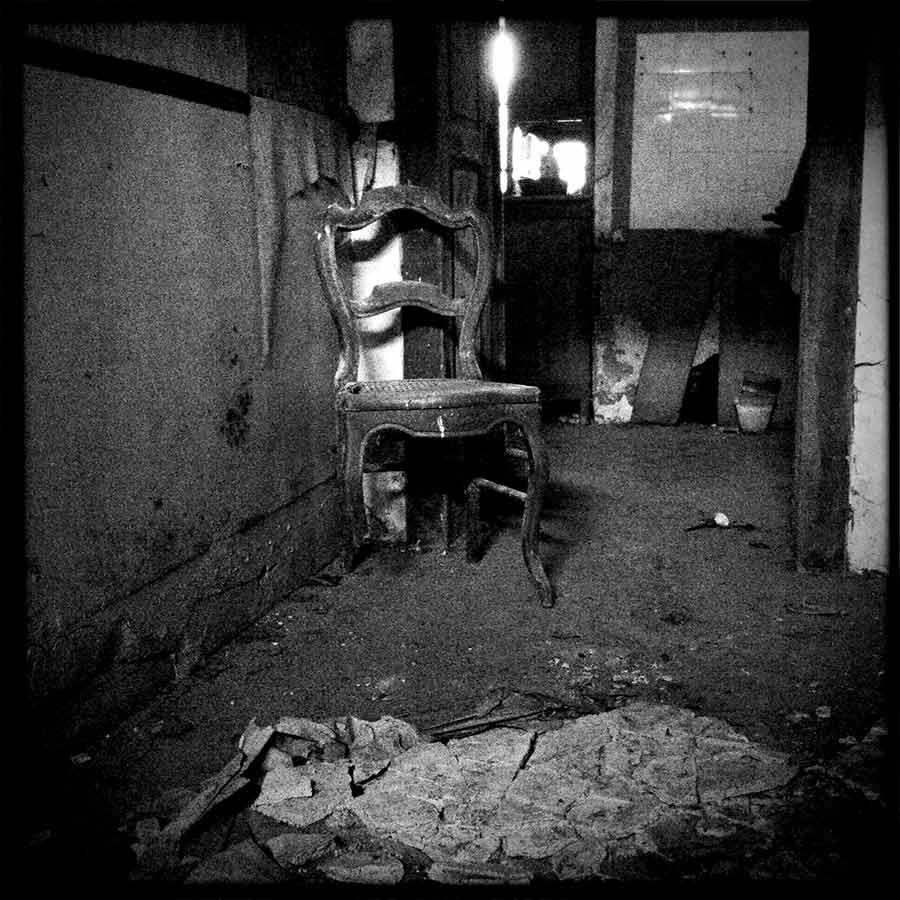 chaise presbytere