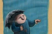 mercredi soir sous la pluie