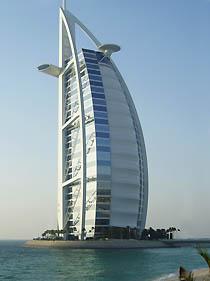 Burj Al Arab Dubai by Tom WillsWright WS Atkins
