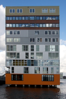 Silodam Amsterdam by MVRDV