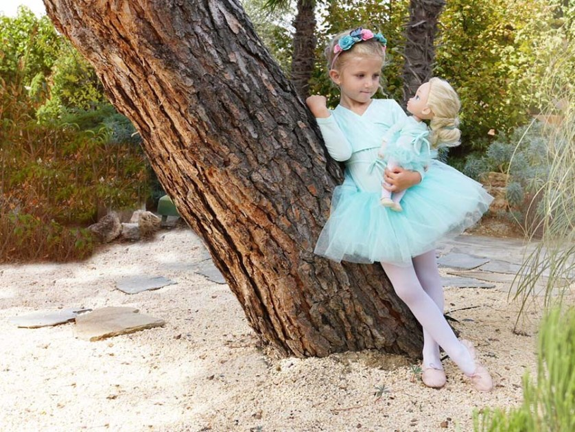 7819bb289 Tutú ideal para niña sin aguja e hilo - DIY - Pintando una mamá ...