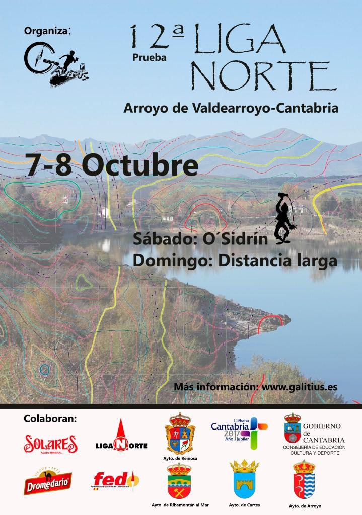 12ª Liga Norte Arroyo de Valdearroyo 2017