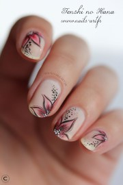 easy nail art ideas and design