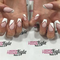 Nail Designs On White Nails | Best Nail Designs 2018