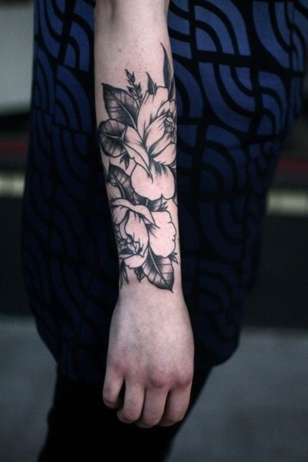 Arm Tattoo Drawings For Women