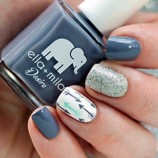 101 Cool Acrylic Nail Art Designs and Ideas to carry your