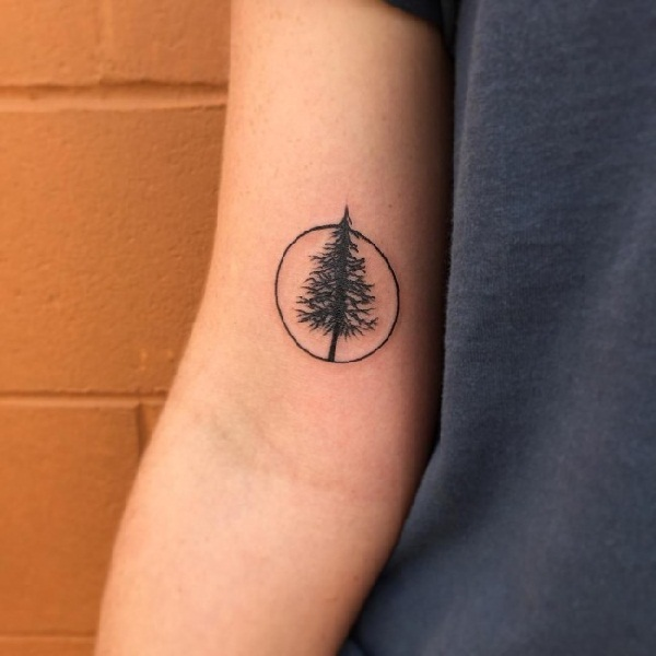 Meaningful Minimalist Tattoo For Women