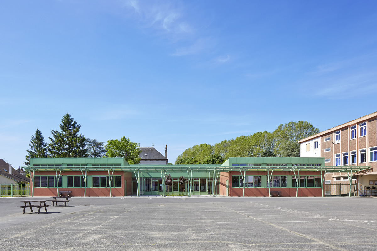 2012 Villeneuve Sur Yonne Collge Chateaubriand