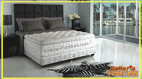 Tempat Tidur Springbed SERTA Toko Furniture Online Murah