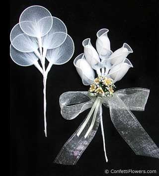 favor flower white