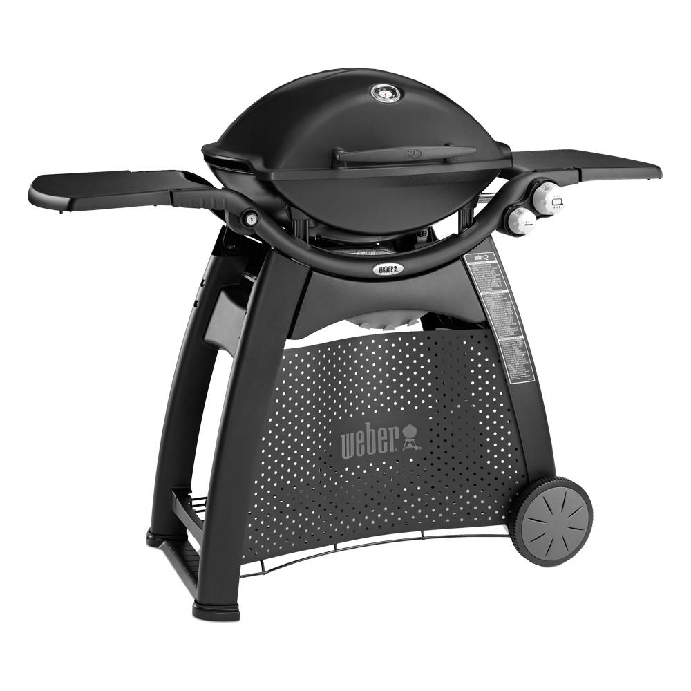 Weber Q 3200 barbecue a gas