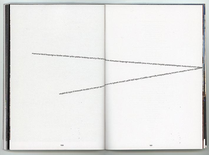 Saku Soukka: Sokea virta + Paperipeili