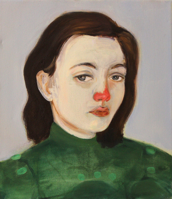 Camilla Mihkelsoo: Rednose