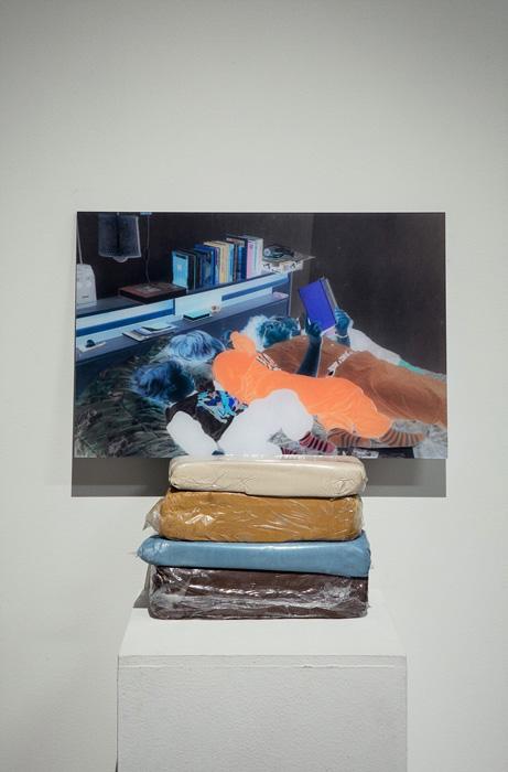Eero Yrjölä, Soft caramel dream; Photograph: Salla Keskinen