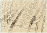 Jussi Pyky: Doubt, lyijykynä paperille, 21 x 30 cm, 2019