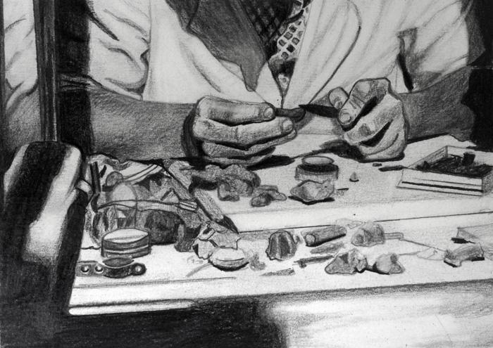 Taru Kallio: Kädet