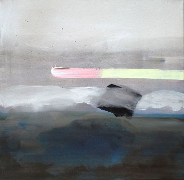 Flying above the sea, 2015