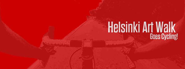helsinkiartwalkgoescycling