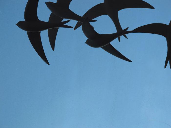 Ilka Raupach: The Swarm